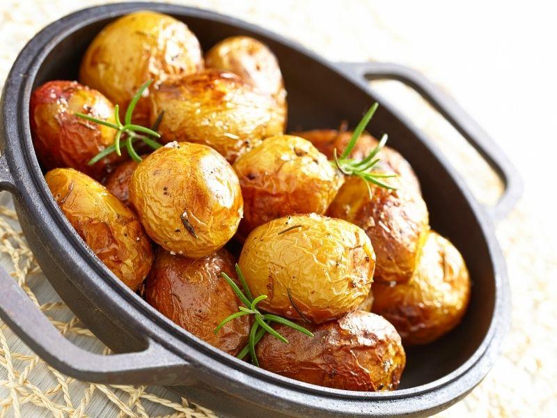 Aromatische Rosmarinkartoffeln 1
