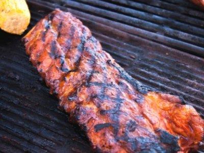 schweinelende-grill